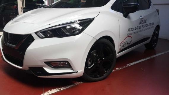 Nissan Micra (New) 0.9 IG-T N-Sport 117 PK(EU6d-TEMP)