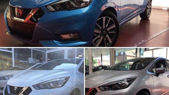 Nissan Micra (New) 1.0 IG-T  100PK Tekna Verschillende kleuren(EU6d-TEMP)